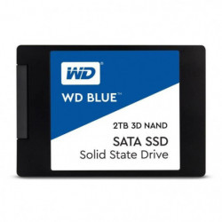 """WD Blue? - Disque SSD Interne - 3D Nand - 2To - 2.5"""""""