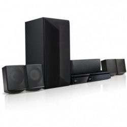 LG LHB625M Home Cinéma 5.1 - Lecteur Blu-ray - Bluetooth - DLNA