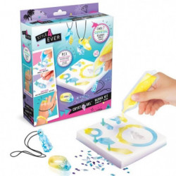 CANAL TOYS - STYLE 4 EVER - Crystal'Gel Kit - Modele Crystal