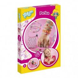 TOTUM Kit créatif  Perlea  Créations en perles