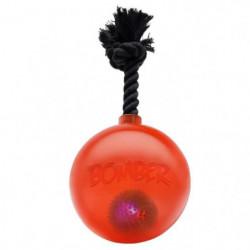 ZEUS Bombe avec ampoule a LED clignotante Bomber GM - Orange
