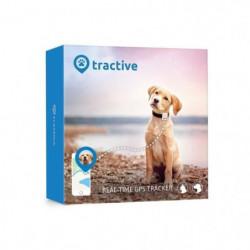 TRACTIVE Traceur GPS chien - Collier gps chien - Léger et