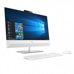 "HP PC Pavilion All-in-One - 27""QHD - Core i7- 9700T - RAM 8Go"