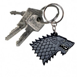 Porte-clés PVC Game Of Thrones - Stark - ABYstyle