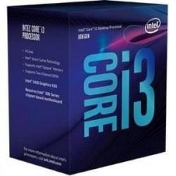 INTEL Processeur Core i3 8300 3,70 GHz Socket 1151 - 4 coeurs 4
