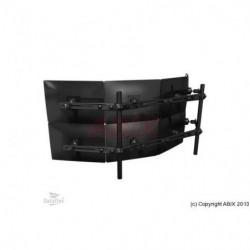 DATAFLEX Bras pour 8 moniteurs 843 ViewMaster M3