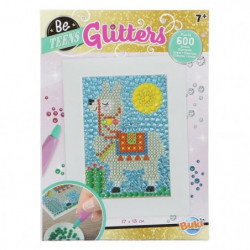 BUKI Glitters Tableau diamants animaux Lama - DP003