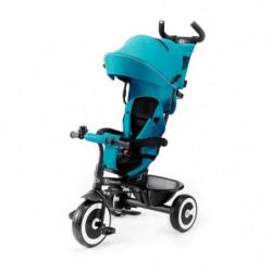 KINDERKRAFT - Tricycle évolutif ASTON bleu turquoise - Des 9 mois
