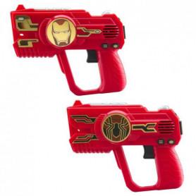 AVENGERS Set de 2 pistolets Laser Tag pour enfant
