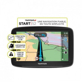 TomTom Start 52 Europe 49 pays reconditionné