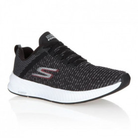 SKECHERS Baskets de runnig Go Run Forza 3 - Homme - Noir et blanc 42
