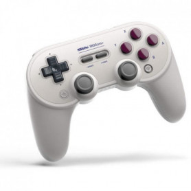 Manette Gamepad Bluetooth grise 8Bitdo SN30 Pro+ G Classic Edition