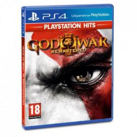 God of War 3 Remastered PlayStation Hits Jeu PS4