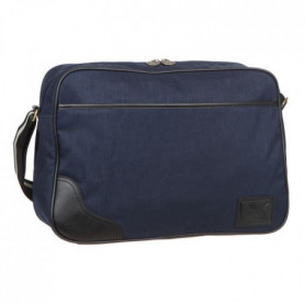 PUMA Sac Bandouliere Grade Reporter Bag - Bleu marine et noir