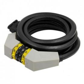 Antivol Spiral D12 2m Code et Support Michelin