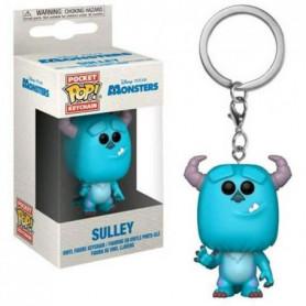 Porte-clé Funko Pocket Pop! Monstre & Cie: Sulley
