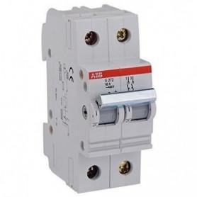 ABB Interrupteur bipolaire a fermeture type AC 63A