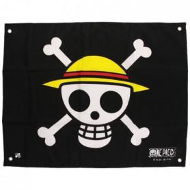 Drapeau One Piece - Skull - Luffy (50x60) - ABYstyle