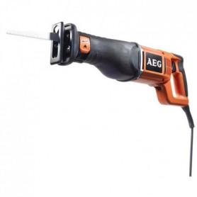 AEG POWERTOOLS Scie sabre 1300 Watts livrée en coffret + 2 lames