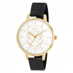 OLIVIA WESTWOOD BOW10004-314 Montre Quartz Bracelet acier - Noir