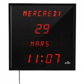 ORIUM Horloge a date digitale Noticia