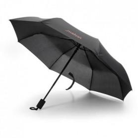 MELVIN Parapluie Auto Ouverture/Fermeture Noir