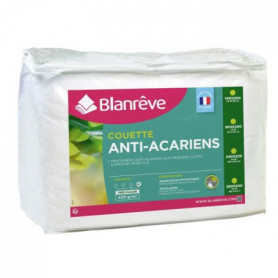 BLANREVE Couette tres chaude Percale - 420g/m² - 240x260