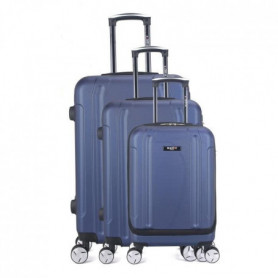 BLUESTAR Set de 3 Valises baltimore Marine
