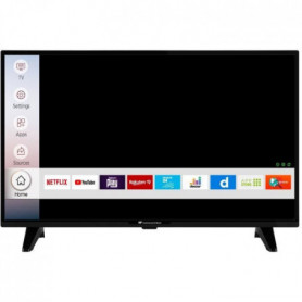 Continental Edison Smart TV LED 32'' (80 cm) - HD -Wi-Fi