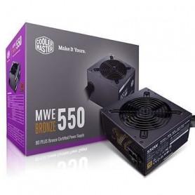 COOLER Master MWE Bronze 550W V2 80