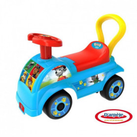 PAT PATROUILLE Porteur avec fonction pousseur - Bleu et rouge