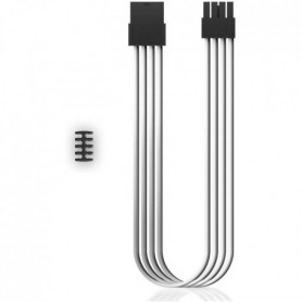 DEEPCOOL EC300-PCI-E-WH - Rallonge alimentation câble interne