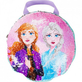 DISNEY FROZEN Coussin secret à paillettes La Reine des Neiges
