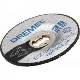 DREMEL 2 disques à réctifier EZ Speedclic S541