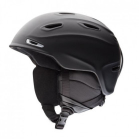 SMITH Casque de Ski Aspect Matte Homme - Noir