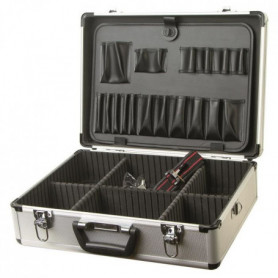 TEC HIT Malette aluminium 45,5 x 33 x 15,2 cm