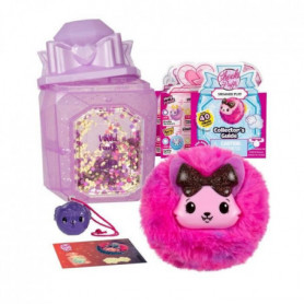 CHEEKI PUFFS - Pack Peluche surprise parfumée et scintillante