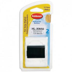 HAHNEL HLXW50 Batterie li-ion conçue pour les appareils photo