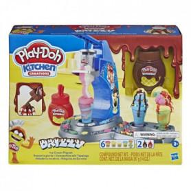Play-Doh Kitchen – Pate A Modeler - Desserts Givrés