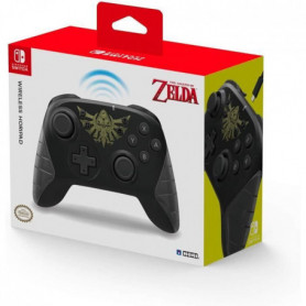 HORI Manette Nintendo Switch sans fil - Zelda