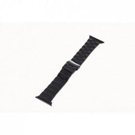 PLATYNE Bracelet pour Apple Watch - 42 mm - Métal