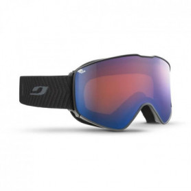 JULBO Masque de Ski Alpha - Noir Cat2