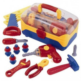 KLEIN - Caisse a outils complete + perceuse