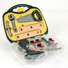 BOSCH - Mallette a outils avec visseuse et accessoires