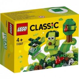 LEGO Classic 11007 - Briques créatives vertes