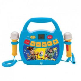 Mon premier lecteur musical karaoke Disney Toy Story