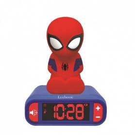 Radio Réveil Veilleuse Spider-Man