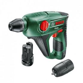 BOSCH Perforateur Uneo 12, 2 batteries 2,5 Ah