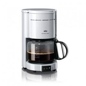 BRAUN KF47/1 Cafetiere filtre Aromaster Classic