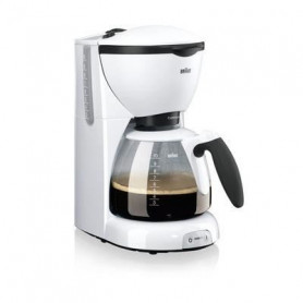 BRAUN KF520/1 Cafetiere filtre CaféHouse PurAroma